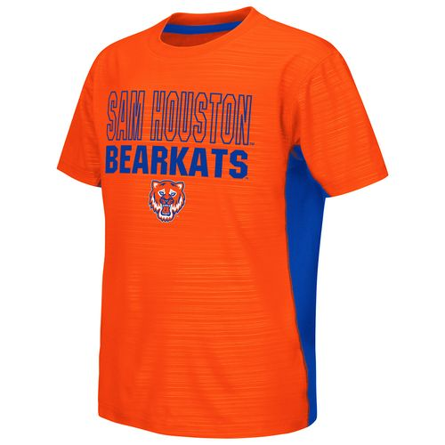Colosseum Athletics™ Youth Sam Houston State University In the Vault Cut and Sew T-shirt