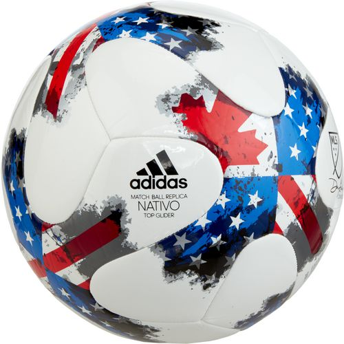 Display product reviews for adidas MLS Top Glider Soccer Ball