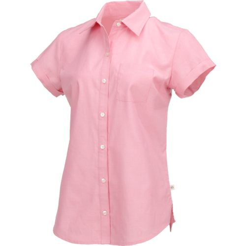 Magellan Outdoors Women's Cute Catch Oxford Shirt