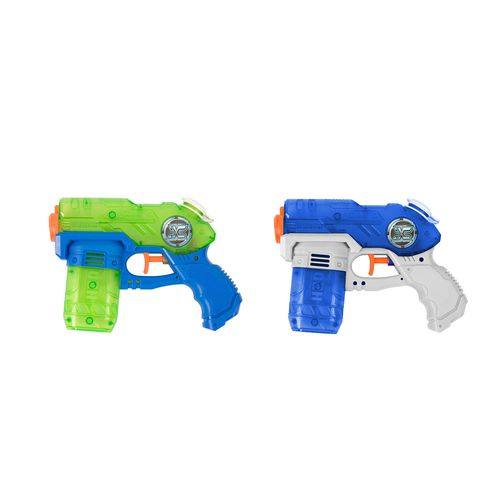 Display product reviews for X-SHOT Stealth Soaker Small Water Blasters 2-Pack