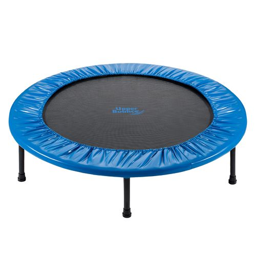 Upper Bounce® 40' Mini 2 Folding Rebounder Trampoline