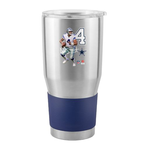 Boelter Brands Dallas Cowboys Dak Prescott 30 oz Ultra Tumbler