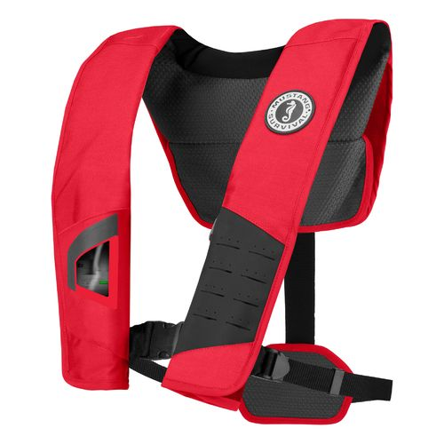 Mustang Survival Adults' 38 Automatic DLX Inflatable PFD