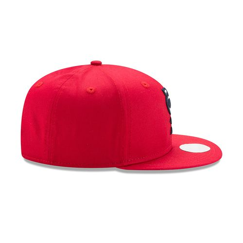 New Era Women's St. Louis Cardinals Team Glisten 9FIFTY® Cap - view number 6