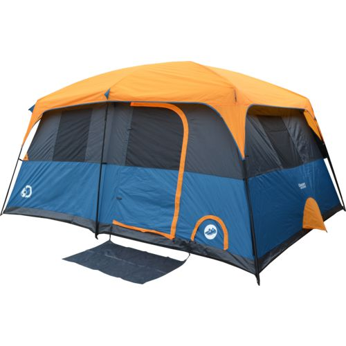 Display product reviews for Discovery Adventures 10-Person Instant Cabin Tent