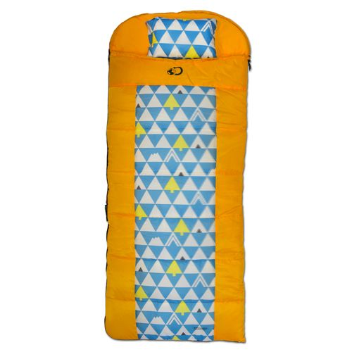 Discovery Adventures Kids' Coolvent 45 Degrees Sleeping Bag - view number 1