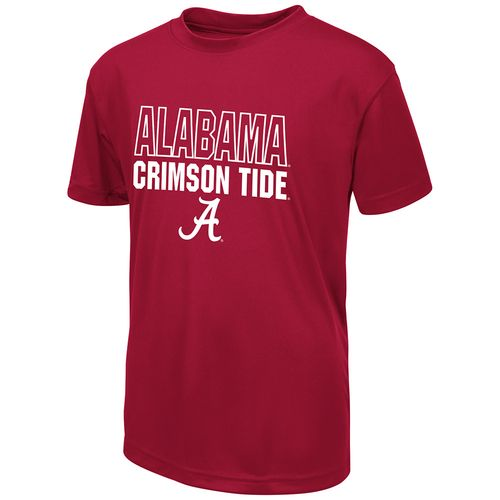 Colosseum Athletics Boys' University of Alabama Team Mascot T-shirt