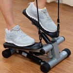 Sunny Health & Fitness Mini Stepper with Bands - view number 5