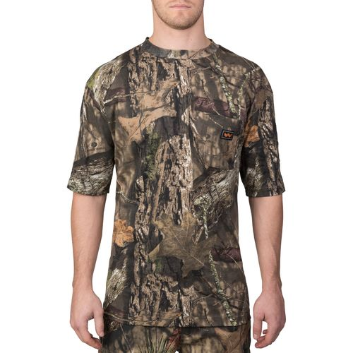 Display product reviews for Walls Men's Short Sleeve Camo Pocket T-shirt