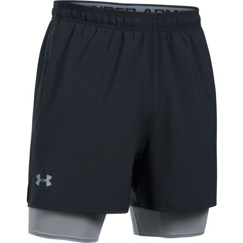 Under Armour Men's Qualifier 2-in-1 Short