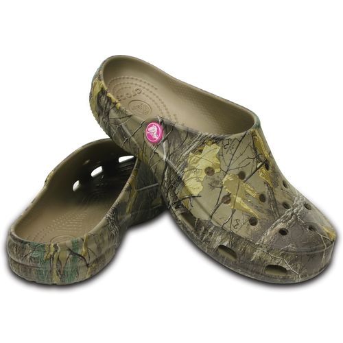 Crocs Women's Freesail Realtree Xtra Mules - view number 4