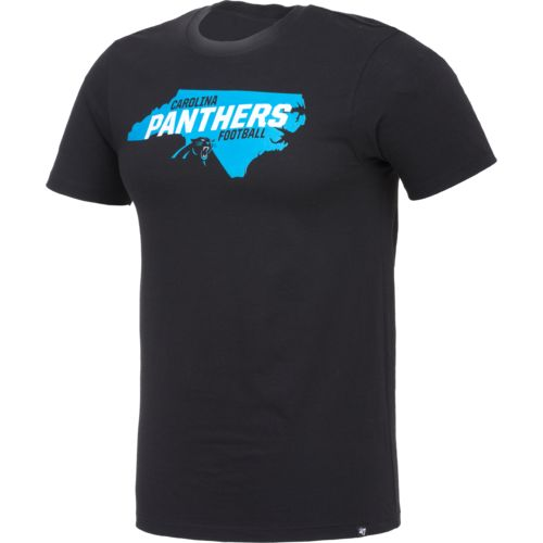 '47 Carolina Panthers State Outline Splitter T-shirt - view number 3