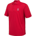 Antigua Men's North Carolina State University Pique Xtra-Lite Polo Shirt - view number 2
