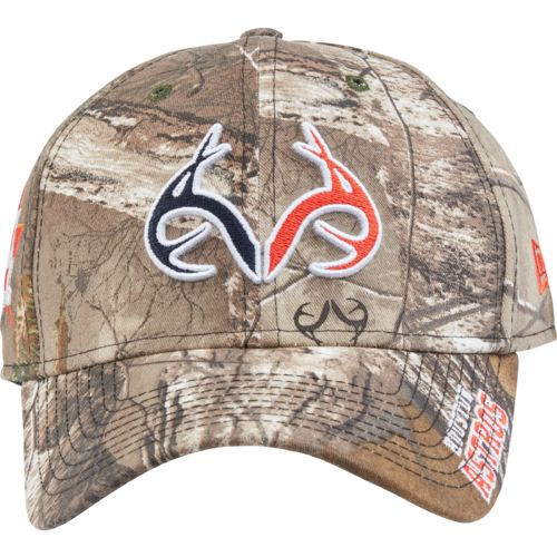 New Era Men's Houston Astros Realtree Xtra® 9FORTY Cap