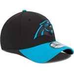 New Era Boys' Carolina Panthers Team Classic 39THIRTY Cap - view number 3