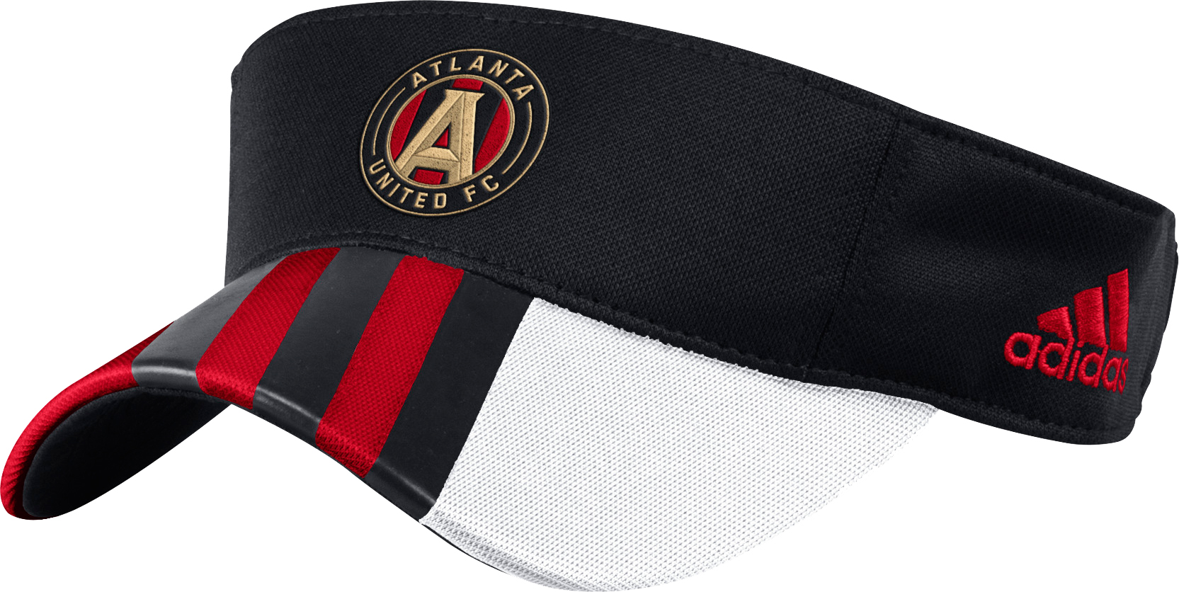 adidas Men's Atlanta United FC Authentic Team Visor
