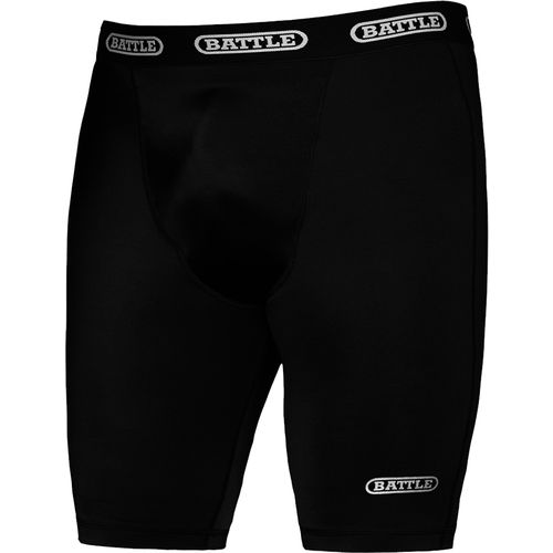 Battle Adults' NuttyBuddy Compression Short