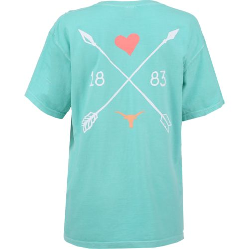 We Are Texas Women's University of Texas Love Horns Graphic T-shirt - view number 1