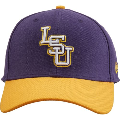 New Era Men's Louisiana State University Change Up Redux 39THIRTY Cap