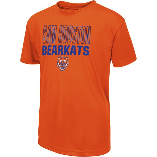 Colosseum Athletics Boys' Sam Houston State University Team Mascot T-shirt