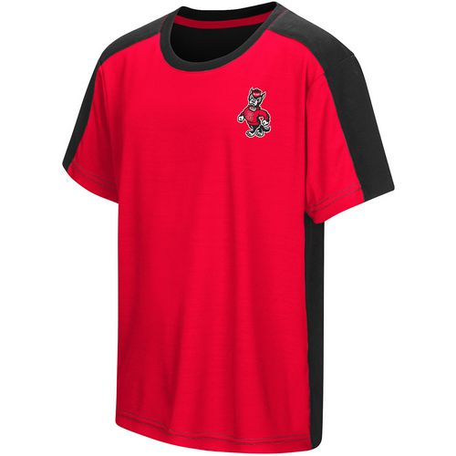 Colosseum Athletics Boys' North Carolina State University Short Sleeve T-shirt