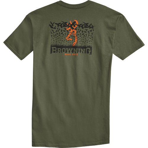 Browning Men's Authentic Arms Classic Outdoor Graphic T-shirt - view number 4
