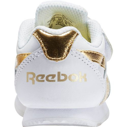 Reebok Toddlers' Royal CL Jogger 2 RS KC Running Shoes - view number 4