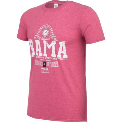 New World Graphics Men's University of Alabama Legends of the Game T-shirt - view number 3