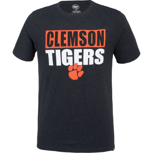 '47 Clemson University Stacked Splitter T-shirt