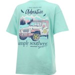 Simply Southern Women's Adventure T-shirt - view number 2
