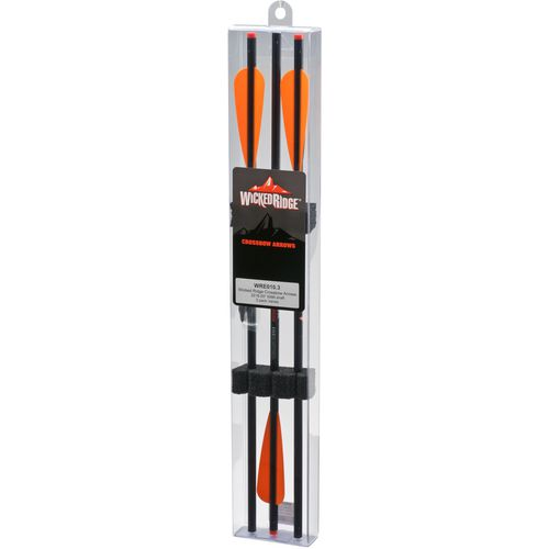 Wicked Ridge Aluminum Arrows 3-Pack - view number 2