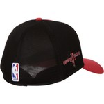 New Era Men's Houston Rockets On Court 2-Tone 39THIRTY Cap - view number 3