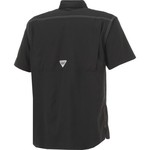 Columbia Sportswear Men's University of North Texas Low Drag Offshore Short Sleeve Shirt - view number 2