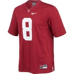 Nike™ Men's University of Alabama Julio Jones #8 Former Player Football Jersey - view number 3