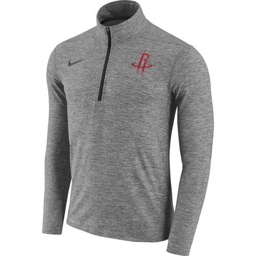 Nike Men's Houston Rockets Element Dry 1/2 Zip Pullover