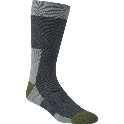 Magellan Outdoors Men's Colorblock Crew Socks