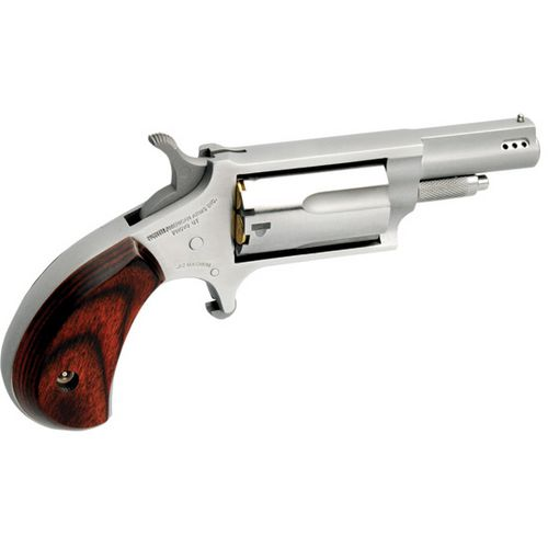 Display product reviews for North American Arms Ported .22 WMR Revolver