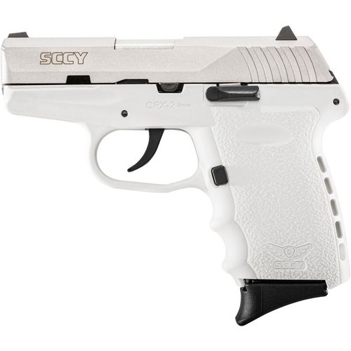 SCCY CPX-2 2-Tone 9mm Luger Pistol