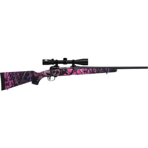 Display product reviews for Savage Arms Youth Trophy Hunter XP .243 Winchester Bolt-Action Rifle
