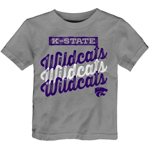 Gen2 Toddlers' Kansas State University Watermarked T-shirt