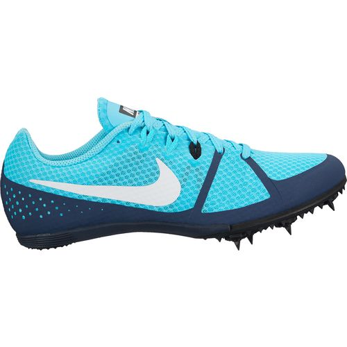 big sale 2788c 36bf9 Nike Zoom Rival D 8 Running Spikes Mens Pink