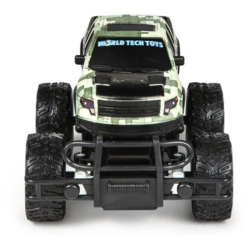 World Tech Toys Ford F-150 SVT Raptor 1:24 Electric RC Monster Truck - view number 5