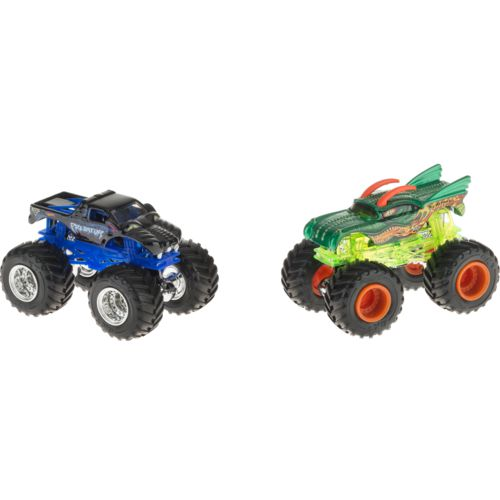 Hot Wheels Monster Jam Demolition Doubles Assortment