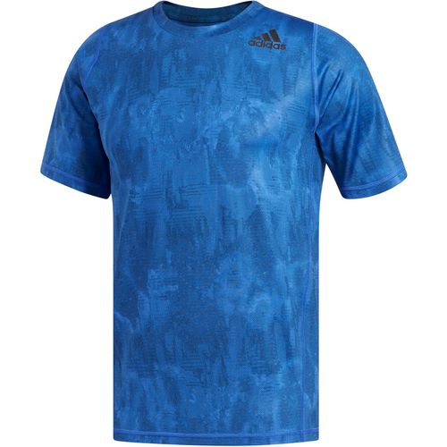adidas Men's AlphaSkin Sport Sup Speed Fitted Shirt - view number 3
