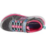 SKECHERS Girls' Trainer Lite Running Shoes - view number 5