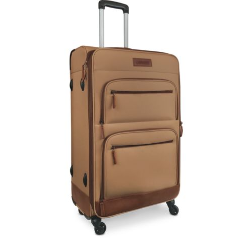 Magellan Outdoors Hewitt 28 in Rolling Spinner Suitcase
