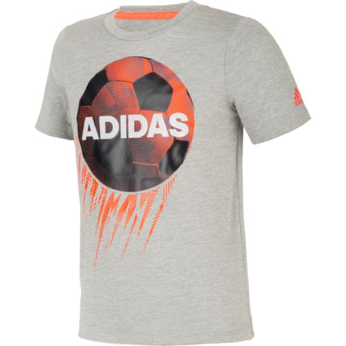 adidas Boys' climalite Rocket Ball T-shirt - view number 3