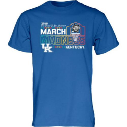 Blue 84 Men's University of Kentucky Mighty March T-Shirt - view number 1
