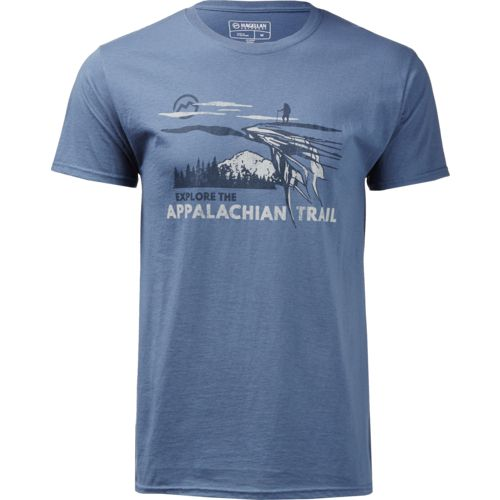 Display product reviews for Magellan Outdoors Men's Appalachian Trail T-shirt