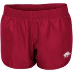 Colosseum Athletics Women's University of Arkansas Reflective Logo Shorts - view number 1